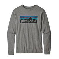 patagonia(パタゴニア) ボーイズ・ロングスリーブ・グラフィック・オーガニック・Tシャツ PLOG [62229]