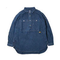 NATAL DESIGN(ネイタルデザイン) 3rd SHIRTS LONG SLEEVE CHAMBRAY ONE WASH [NAT027]