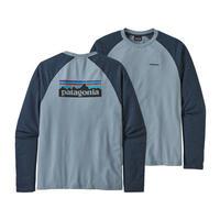 patagonia(パタゴニア) メンズ・P-6 ロゴ・ライトウェイト・クルー・スウェットシャツ BEBL [39550]