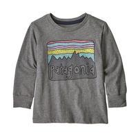 patagonia(パタゴニア) ベビー・ロングスリーブ・グラフィック・オーガニック・Tシャツ FSGH [60370]