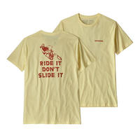 patagonia(パタゴニア) メンズ・ノビー・ラインズ・オーガニック・Tシャツ REYE [38426]