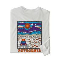 patagonia(パタゴニア) メンズ・ロングスリーブ・サミット・ロード・レスポンシビリティー WHI  [38519]