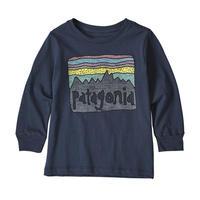 patagonia(パタゴニア) ベビー・ロングスリーブ・グラフィック・オーガニック・Tシャツ FSNE [60370]