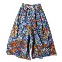 F/CE. FLORAL PRINT CULOTTES [F2101FCWPT0015]