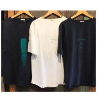 purveyors×mini life×half track products コラボTシャツ
