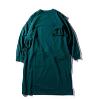 F/CE. RECYCLE COTTON LAYERED OP Green[F2101FCWOP0019R]