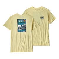 patagonia(パタゴニア) メンズ・コスミック・ピークス・オーガニック・Tシャツ REYE [38425]