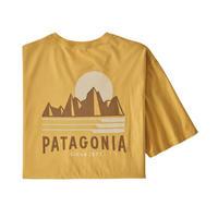 patagonia(パタゴニア) メンズ・チューブ・ビュー・オーガニック・Tシャツ MTNY  [38563]