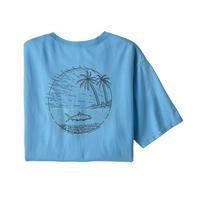 patagonia(パタゴニア) メンズ・ワイルド・ホーム・ウォーターズ・オーガニック・Tシャツ LABF  [37414]