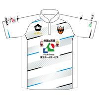 【大人・子ども】FPシャツ(ホワイト)、番号・ネーム無し