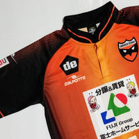 【大人】FPシャツ(オレンジ)、番号・ネーム有り