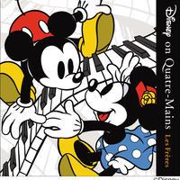 Disney on Quatre-Mains(DVD付・限定盤)