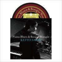 【圭土オリジナルグッズ】Piano Blues & Boogie Woogie コースター
