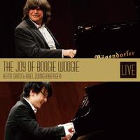ライヴ盤『THE JOY OF BOOGIE WOOGIE / LIVE ザ・ジョイ・オブ・ブギ・ウギ』