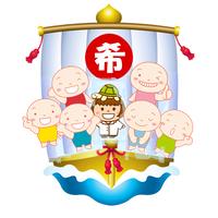 少彦名神社ご祈祷済み「開運・お福分けセット『希』」