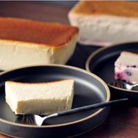 チーズティー自慢の店が作った濃厚チーズケーキ1本(即納)