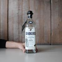 BROKERS LONDON DRY GIN