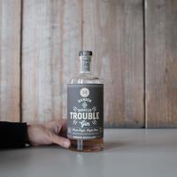 HANSEN BARRELED TROUBLE GIN