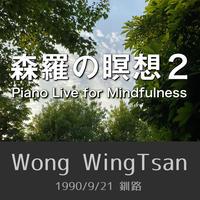 森羅の瞑想2  Piano Live for Mindfulness (1990/9/21 釧路)