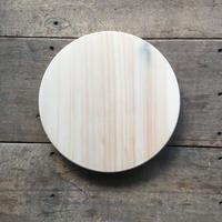 「いちょうの木のまな板」まん丸  直径30センチ wp-07