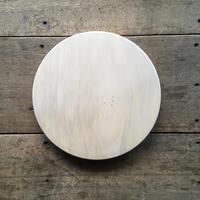 「いちょうの木のまな板」まん丸  直径30センチ wp-11