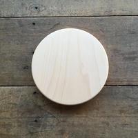 「いちょうの木のまな板」まん丸  直径25センチ wp-01