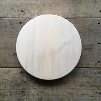 「いちょうの木のまな板」まん丸  直径30センチ wp-12