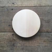 「いちょうの木のまな板」まん丸  直径25センチ wp-03