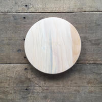 「いちょうの木のまな板」まん丸  直径25センチ wp-02