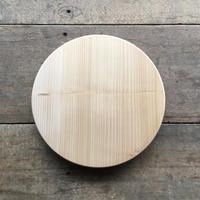 「いちょうの木のまな板」まん丸  直径30センチ wp-02