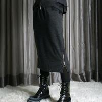 サイドジップミディスカート CQ-37063