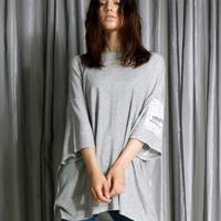 バックマルチワッペンビッグTシャツ  CQ-37018