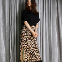 レオパードタイトスカート CQ-37011