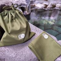 強羅花壇オリジナル巾着袋