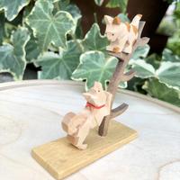 【ヘルビッヒ工房】イヌとネコ