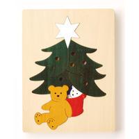 2重パズル  ・クリスマスツリー