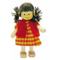 クレーブス人形 【女の子 ベスト】