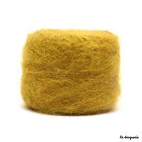 Fil à tricoter Kid Mohair – Pollen (moutarde)