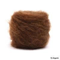 Fil à tricoter Kid Mohair – Arabica (brun)
