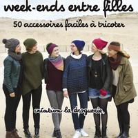 Le livre de tricot Week-ends entre filles