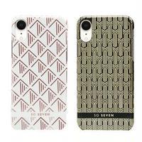 SO SEVEN iPhone XR SO SEVEN FASHION PARIS BLACK/GOLD