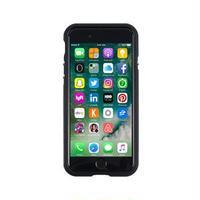 GAZE iPhone 8/7 アルミニウムバンパー Razor Fit ブラック