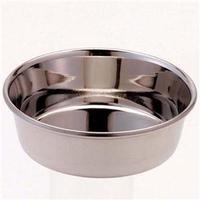 (まとめ)ドギーマンステンレス製食器 犬用皿型 SS【×12セット】