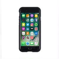 GAZE iPhone 8/7 アルミニウムバンパー Razor Fit ブラックレッド