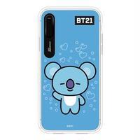 SG Design iPhone XS / X BT21 GRAPHIC LIGHT UP CASE KOYA