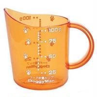 (まとめ)ドギーマンフード計量カップ【×10セット】
