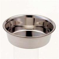 (まとめ)ドギーマンステンレス製食器 犬用皿型 ミニ【×12セット】