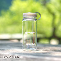 五千尺×モンベル オリジナルクリアボトル 0.5L-KAM