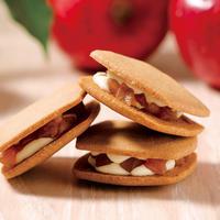 りんごバターサンドクッキー-KAM