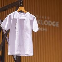THE PARKLODGE上高地 オリジナルTシャツ(ホワイト)-KLO